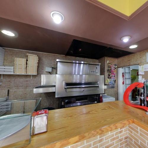 Pizzería con horno en Daganzo de Arriba
