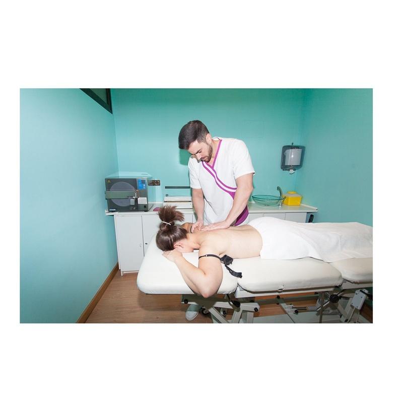 Osteopatía: Tratamientos y precios de Clínica Anyme