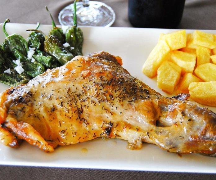 Carnes al carbón: Carta y menús de El Reservado Restaurante