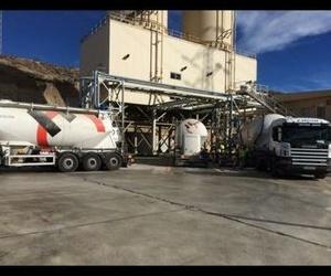 Transporte de cementos Almería | Transportes Ciudad de Alhama