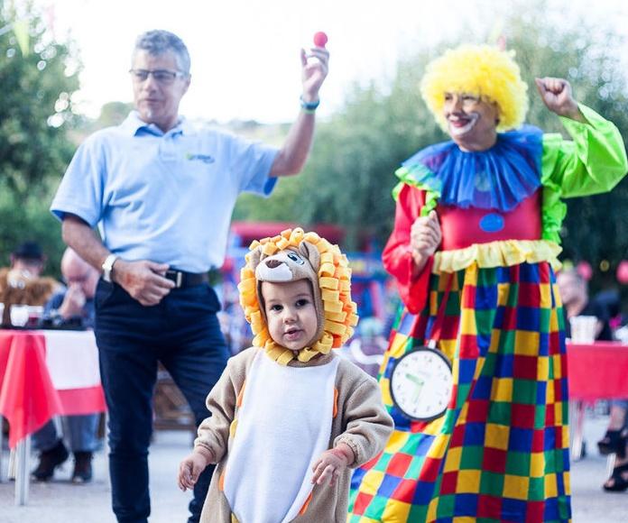Así fue la gran función de Don Quijojte Circus Vintage!!