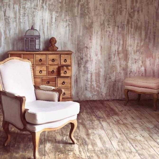 Restaura tus muebles viejos y regálales una nueva vida