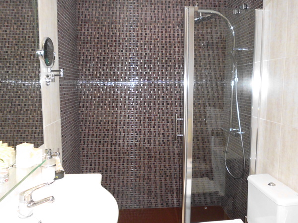Substitución plato de dutcha eixample