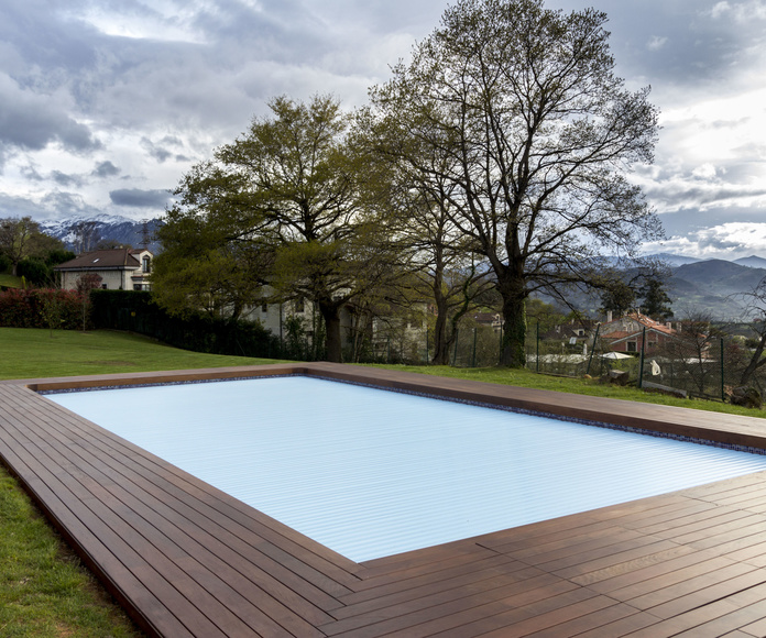 madera de ipe en Asturias