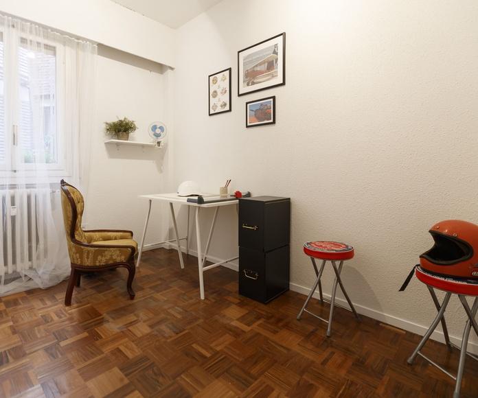 Servicios en viviendas vacías, pisos piloto: Servicios y proyectos de Interlaria Home