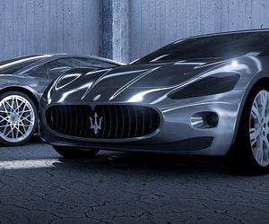 Instructores de la marca Maserati