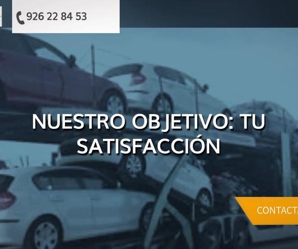 Llevar un coche a Inglaterra desde Málaga | MC Vehículos - Transcalyguz