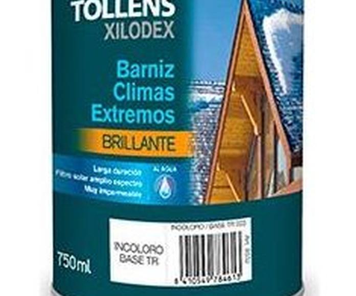 BARNIZ CLIMAS EXTREMOS AL AGUA