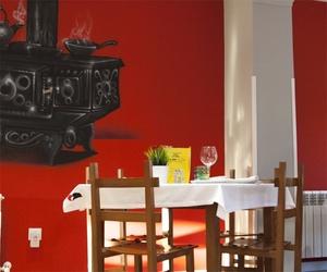 Interior de nuestro restaurante en Castrillón