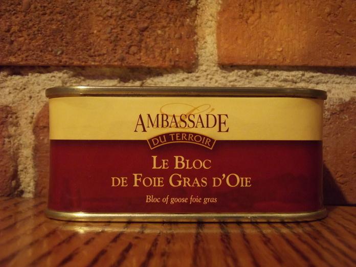 Foie gras de oca Ambassade: Catálogo de  López Pascual