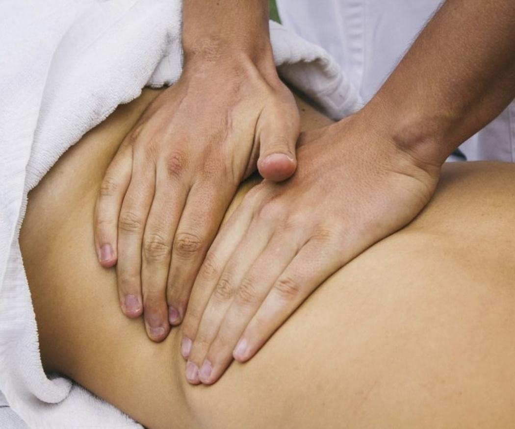 Masajes para combatir el estrés