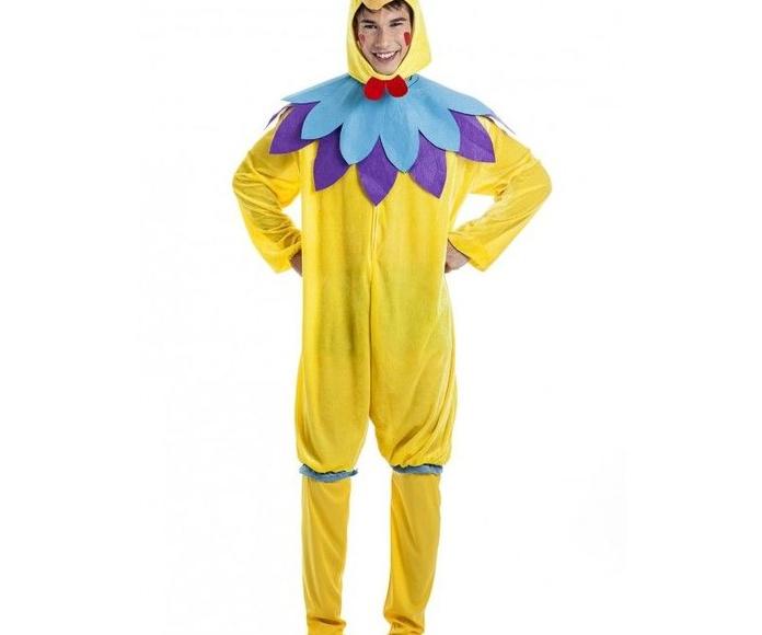 Disfraz pollo adulto