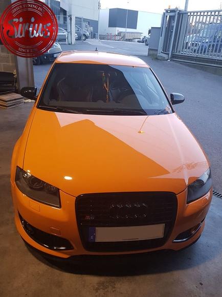 Audi S3 - Recaro Sportster