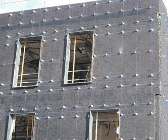 Ventanas de aluminio y PVC: Servicios de Mahía