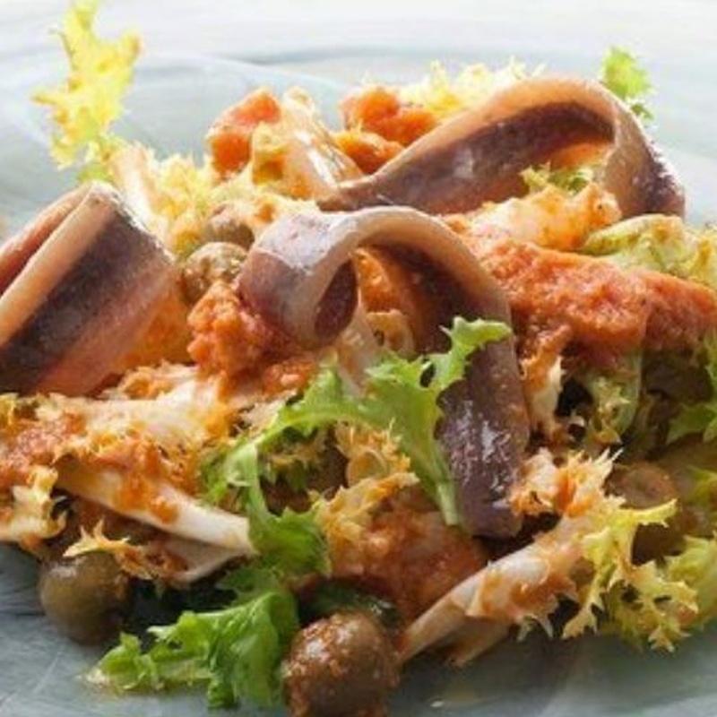 Menú xató: Nuestros Menús de Cal Joanet