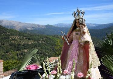 Romería en honor a nuestra Patrona Ntra. Sra. del Rosario