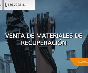 Empresas de reciclaje en Ondarroa: Reciclajes Ondarroa