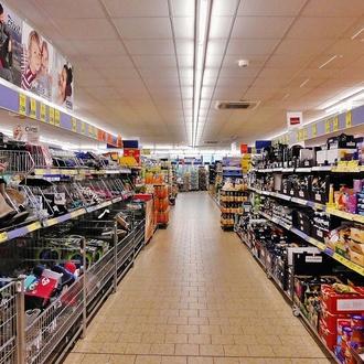 Estanterías metálicas para locales comerciales
