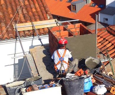 Obra menor, albañiles y reparaciones en comunidades de vecinos Santander-Cantabria.