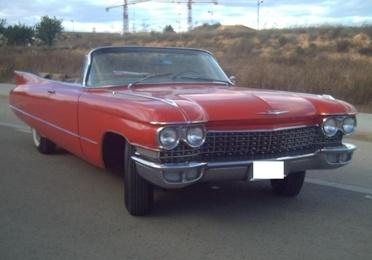 Cadillac Deville del 60
