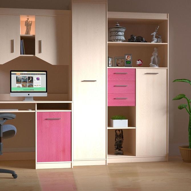 ¿Cómo elegir los muebles para una habitación infantil?