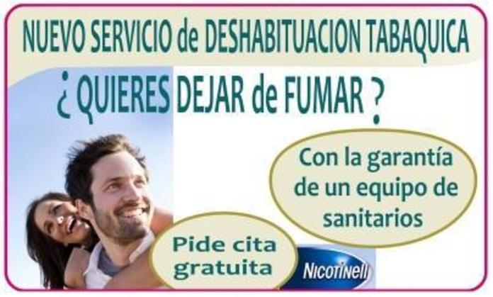 Dejar de fumar: Catálogo de Farmacia Monteagudo