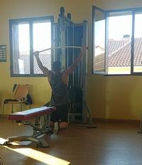 Nuevo gimnasio en Garganta de los Montes