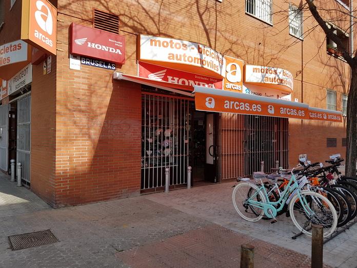 Revisión básica de bicicletas: Productos y servicios de Arcas Motos y Bicis