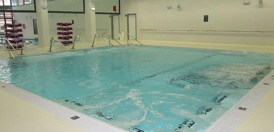 Pavimentos industriales en Sant Celoni impermeables para piscinas
