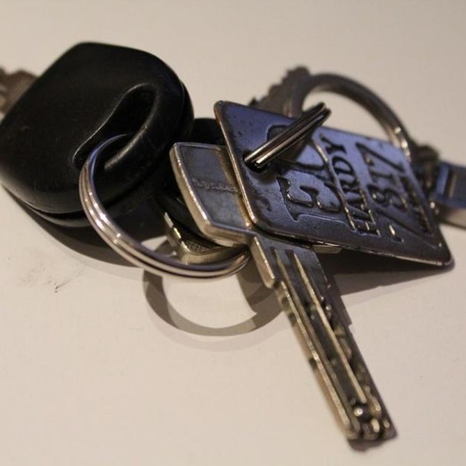 Algunos consejos para no perder las llaves