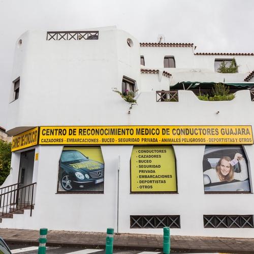 Reconocimientos y certificados médicos en San Cristóbal de La Laguna | Centro Reconocimiento Médico Guajara