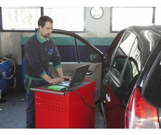 Escobillas limpiaparabrisas: Nuestros servicios de Taller Mecànic Moreevolution