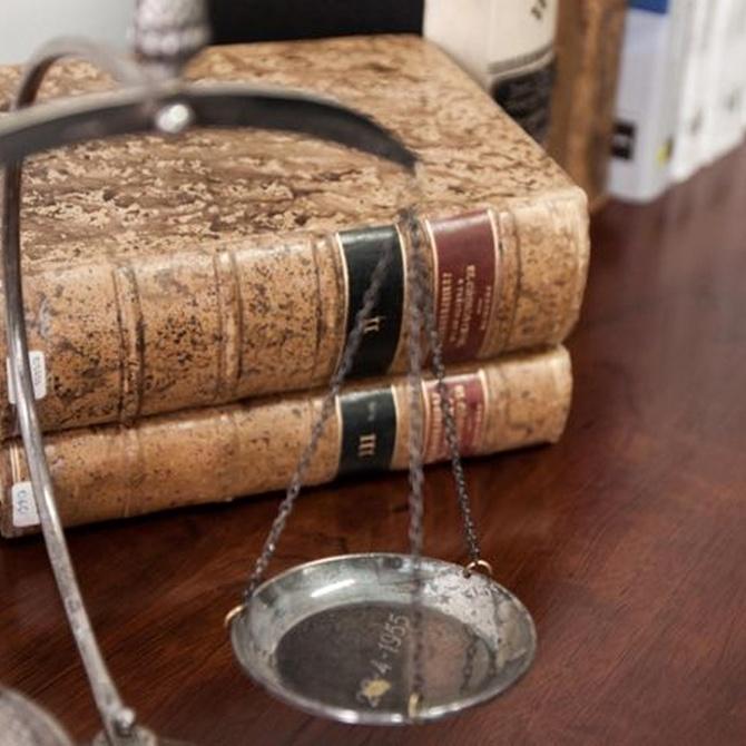 Libros imprescindibles para un jurista