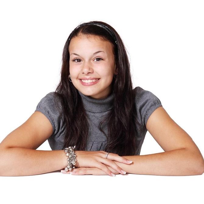 Descubre la ortodoncia invisible para adolescentes