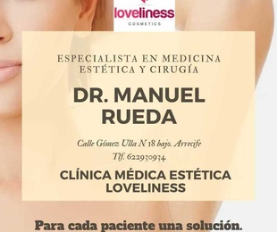 Doctor Manolo Rueda Espino