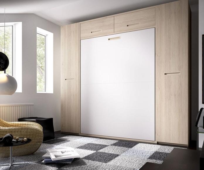 Dormitorios juveniles: Catalogo de muebles de Muebles Contrastes