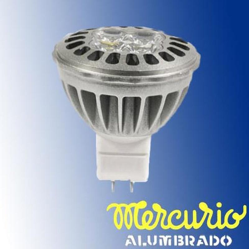 Bombilla dicroica LED 12V Gijón