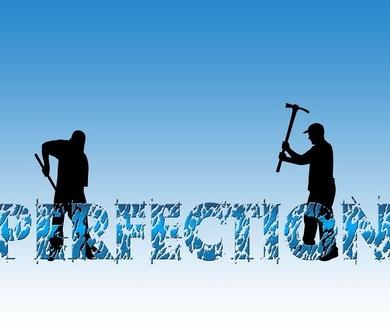 El síndrome del perfeccionista