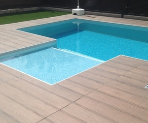 Construcción y diseño de piscinas en Arroyomolinos
