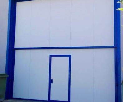 Puertas Industriales y de grandes dimensiones, correderas, guillotinas, pre levas, enrollables en Valencia/ Farem Puertas Automáticas