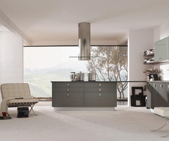Distintos modelos de cocinas: Catálogo de Muebles Fhoa
