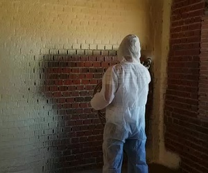 Aislamiento con poliuretano proyectado en Madrid