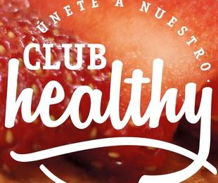 Únete GRATIS a nuestro CLUB HEALTHY