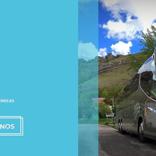 Alquiler de autocares Reinosa | Autocares Donato