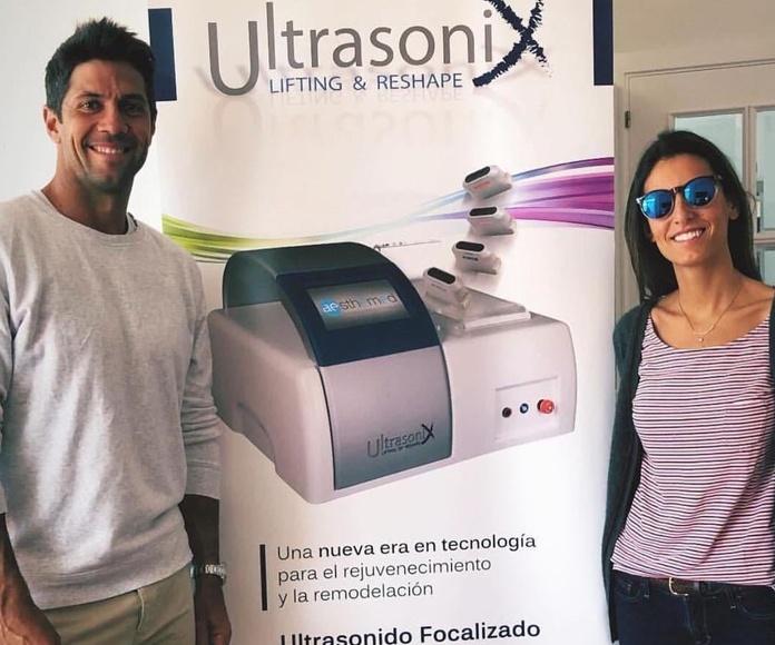 Ultrasonix. AC BELLEZA