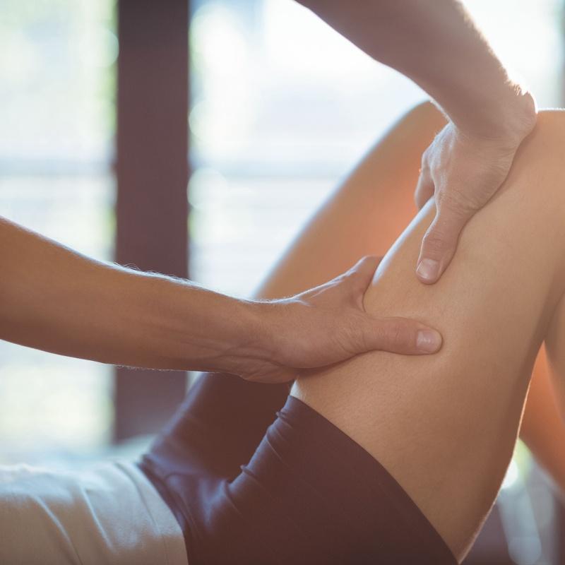 Masaje deportivo: Tratamientos de Fisioterapia y Masajes Fimat