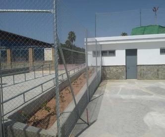 Cerramientos para animales y ganaderas: Productos y Servicios de Mallas Aroa