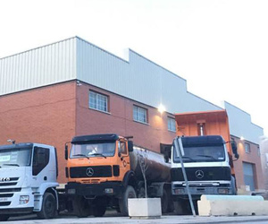 Venta de camiones en Madrid