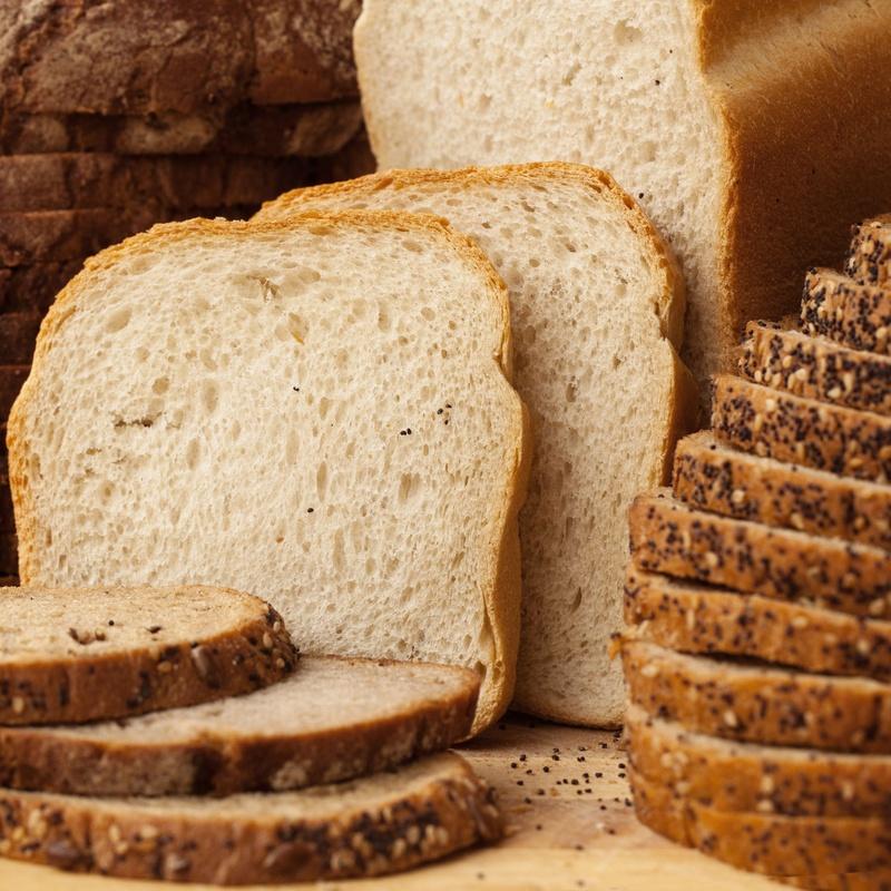 Tostada de molde o pan: Menús de Restaurante Terraza La Parrilla de Valdemoro