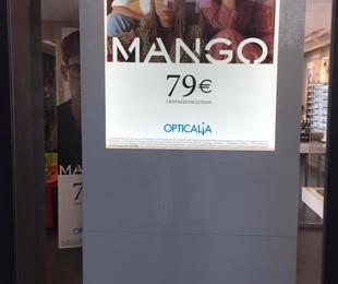 Oferta gafas Mango